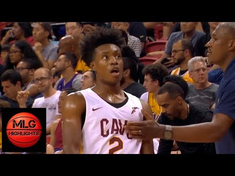 Collin Sexton Full Highlights vs Bulls / July 7 / 2018 NBA Summer League