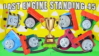 Last Engine Standing 45: Thomas and Friends Compete