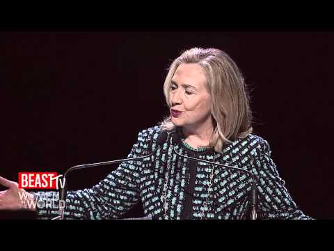 Women in the World 2012: Hillary Clinton's Call to Arms