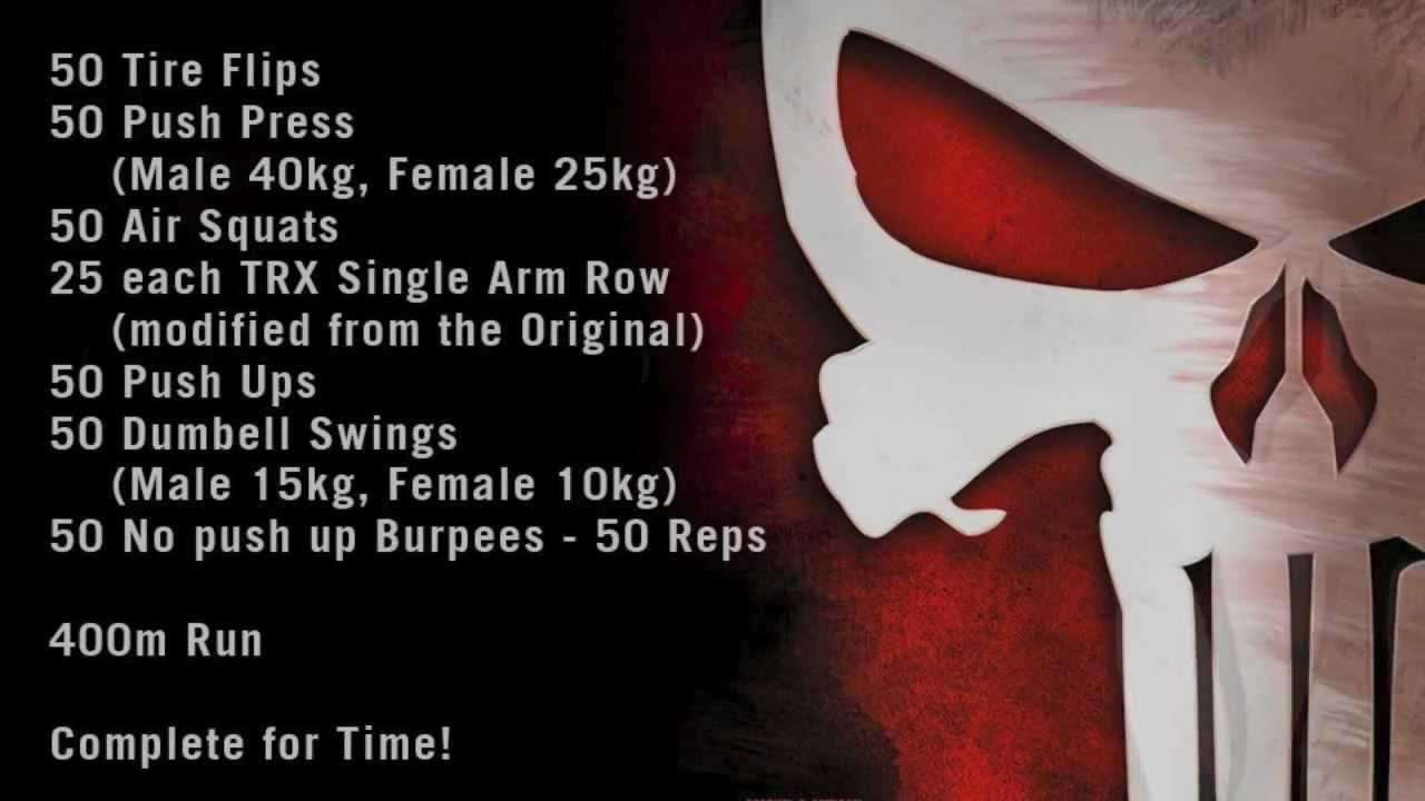 D&R Punisher Workout - YouTube The Punisher Thomas Jane Workout