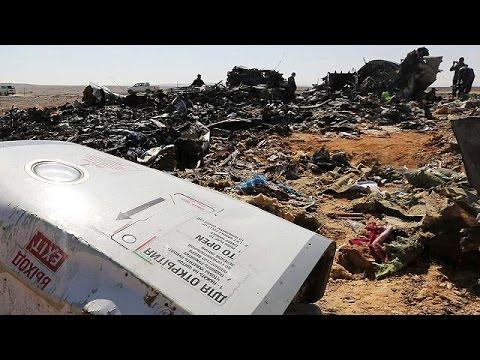Russian plane crash: 'Bomb' theory gains ground