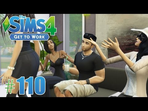 The Sims 4: New Twerk Moves? - Part 110 video