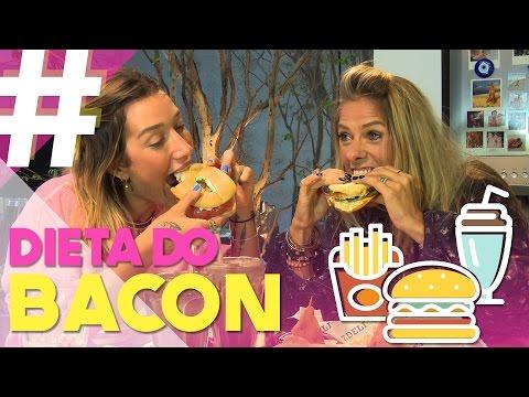 DIETA DO BACON COM PUGLIESI #GalisteuSemFiltro