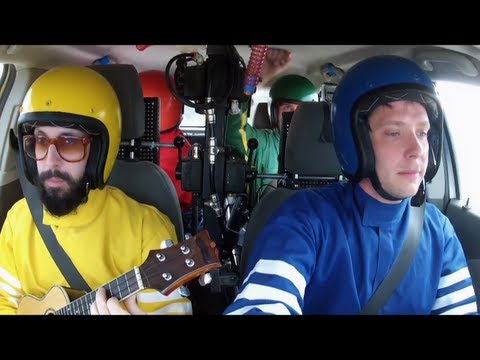 OK Go & Chevy Bring The Future Of Video Marketing To 2012