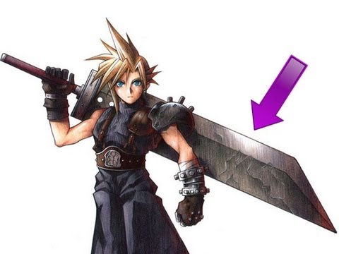 Could Cloud's Sword Be REAL?