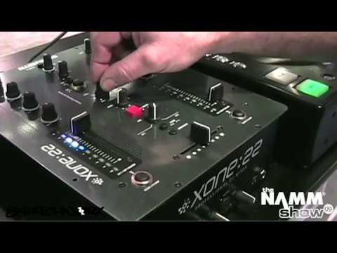 NAMM 2009: Xone:22