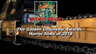 The Realm of Horror's FILMS OF 2018