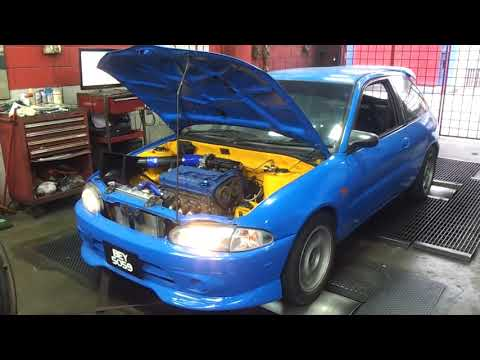 SATRIA MIVEC 4G93 190HP REV 8000 RPM RON 97