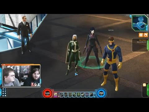 Marvel Heroes 2015 - Rogue Preview!