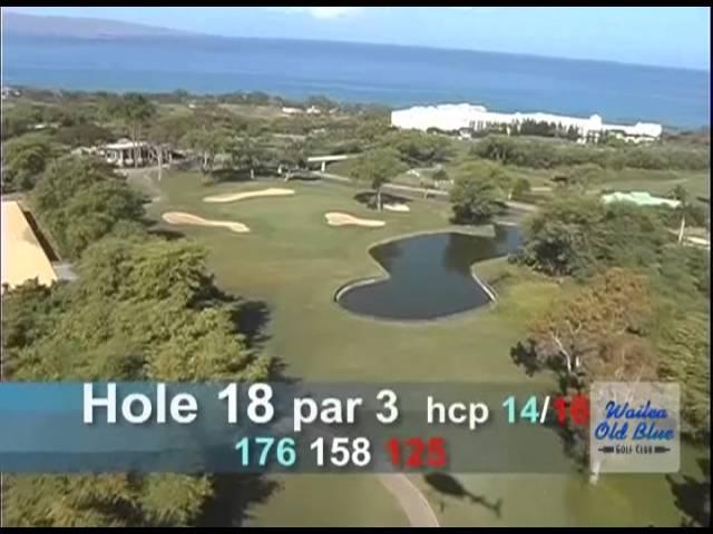 Hole No. 18