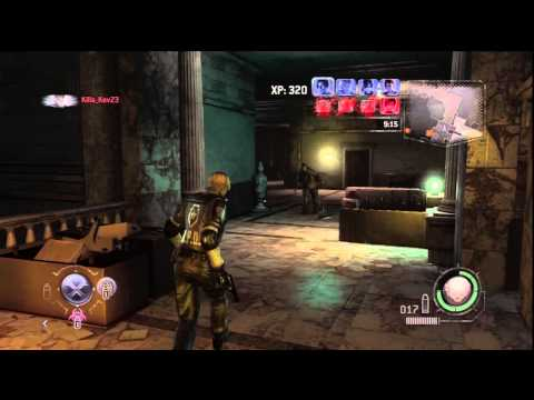 Resident Evil: Operation Raccoon City Heroes mode Online Gameplay