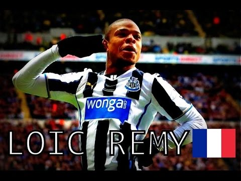 Loïc Rémy • Goals Compilation • Newcastle • Welcome to Chelsea