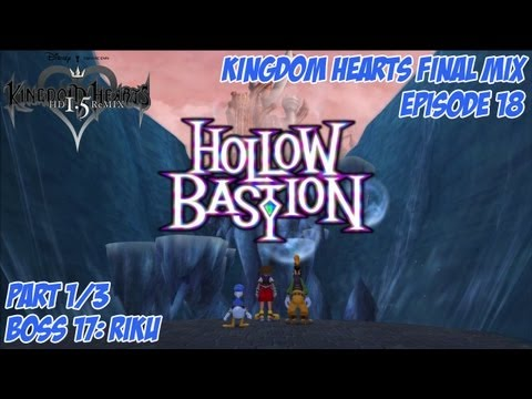Kingdom Hearts - Hollow Bastion