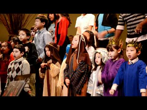 Sunnyvale Christian School Christmas Program part 2