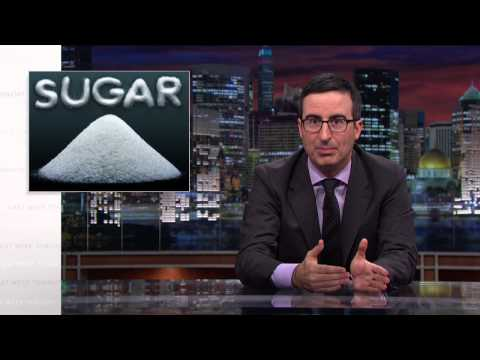 Last Week Tonight With John Oliver: Sugar (hbo) video