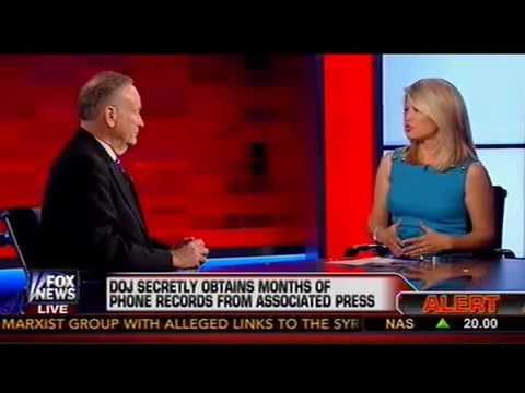 O'Reilly Cautions DOJ Seizure Of AP Docs 'Not A Scandal,' Attacks MSNBC 'No One Watches That'
