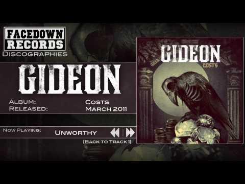Gideon - Unworthy