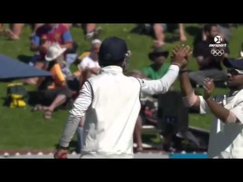 SHAMI 6 WICKETS  VS NZ - 2ND TEST 2014 - HD