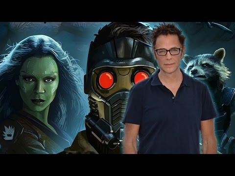 James Gunn gives Guardians of the Galaxy Vol. 2 update - Collider