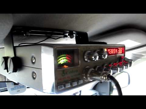 SSB CB Radio Contacts