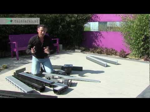 Drainage aanleggen (Tuinieren.nl)