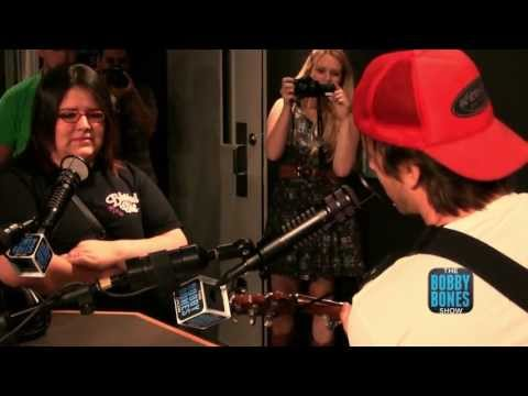 Marriage Proposal On The Bobby Bones Show