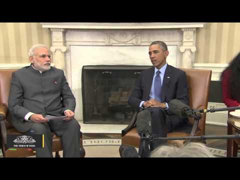Asia Trip Tests Obama's Postelection Global Clout - TOI