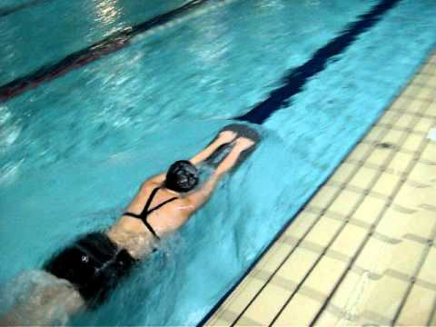 zwemmen borstcrawl