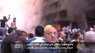 واقع سوريا يطغى على لبنان في هزات تشمل عرسال