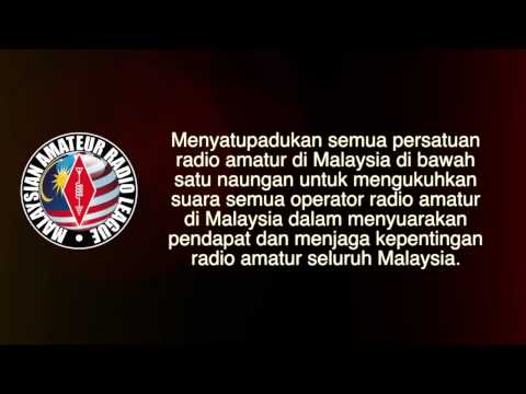 Malaysian Amateur Radio League Intro