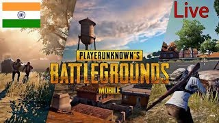 Let's Play PUBG MOBILE Live Stream#8