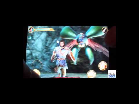 Sacred Odyssey - Rise of Ayden Gameplay Review (iPhone, iPad, iPod touch)