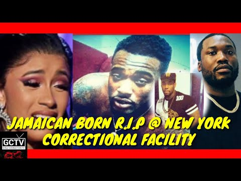 CARDI B & MEEK MILL Responds To Jamaican R.I.P @ GREEN CORRECTIONAL FACILITY (GCTV) thumbnail