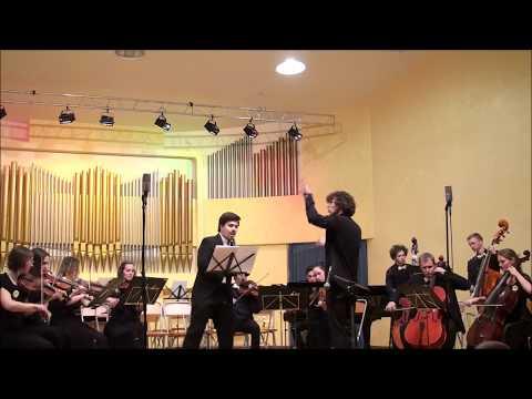 Рубцов, Андрей - Концерт для гобоя и струнного оркестра