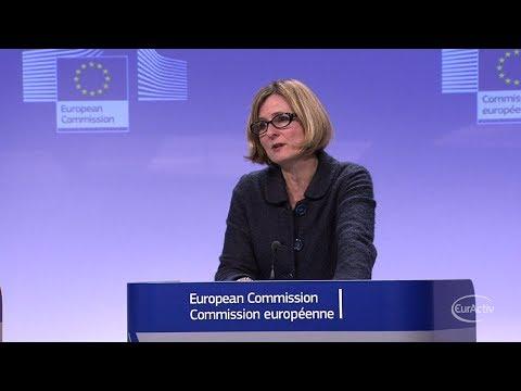 EU welcomes Cyprus reunification talks