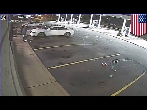 Raw video: Antonio Martin shot by St. Louis County police in Berkeley, Missouri near Ferguson