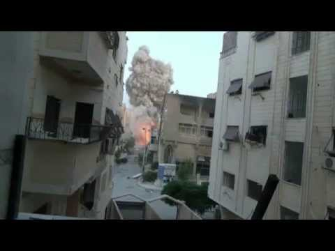Suicide bomber Syria 2013