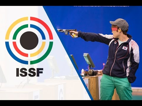 Finals 25m Pistol Women - ISSF World Cup in all events 2014, Beijing (CHN)
