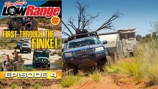 LOWRANGE.TV SE1 EPISODE 4 MINISODE: First Through the Finke! (MDC XT10/12)