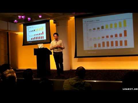AppNexus Ad Platform Building for Scale with NoSQL, MySQL, Hadoop & more - Mike Nolet, CTO
