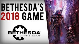 """Bethesda's 2018 Fallout-Like Space RPG """"Starfield"""" 