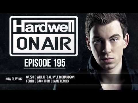Hardwell On Air 195 video
