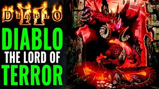Diablo 2: Facing the Lord Terror Diablo in His Chaos Sanctuary