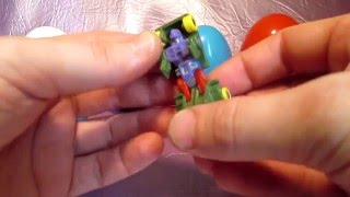 video Kinder surprise egg toy cars 2 Smurfs Transformers Optimus episode 10 Enjoy and subscribe to unboxing surprise egg with angry birds, princess sofia, barbie, spider man, peppa pig, winks, batman...