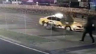 LiveLeak - The wheel of the truck killed a woman