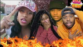 ‪SHE BEEN HAD BARZ 🔥| NICKI MINAJ BEST FREESTYLES!!! (Dirty Money) ‬| REACTION!!!