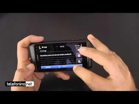 Nokia N8 videoreview di Telefonino.net