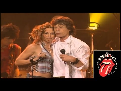 The Rolling Stones - Honky Tonk Women - With Sheryl Crow Live At Msg video
