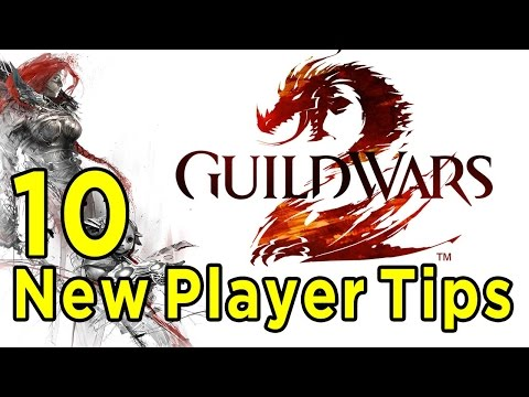 Top 10 Tips for New Guild Wars 2 Players