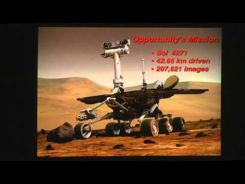 Steve Lee – Mars Rover Updates (60 Minutes in Space, January 2016)